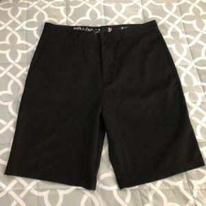 Men's Flat Front Volcom Shorts - Size 34